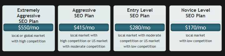 SEO Packages Jacksonville